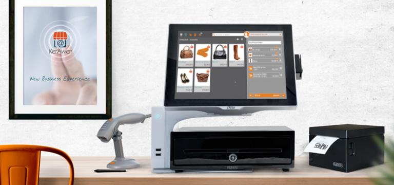Caisse et site E-commerce «offre Covid»